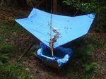 簡易雨水貯水システム090523.JPG