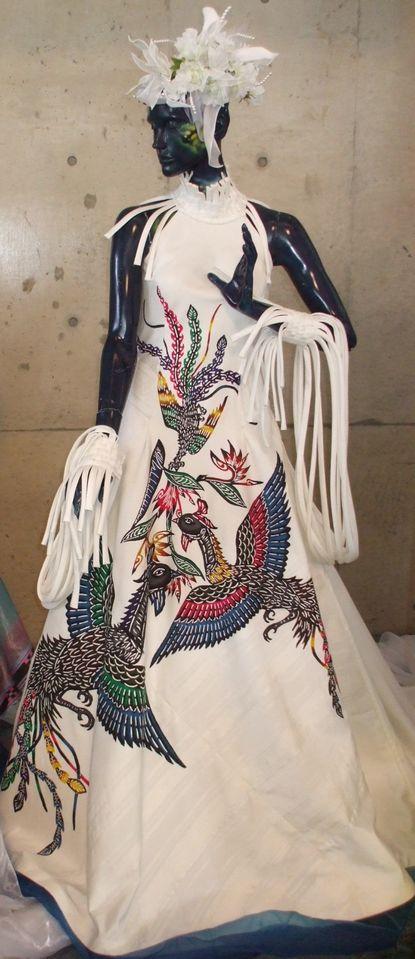 団塊フェスタ ウェディングドレス.JPG